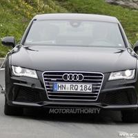 Audi S7 - bővebb információk