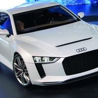 Az Audi az
