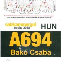 """Salzkammergut Trophy  –  2018  –  """"A"""" táv ismét…"""