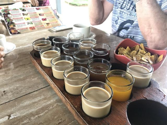 Macskaszar kávé - a világ legdrágább kávéja Balin