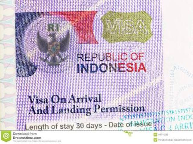 Deportálásom széljegyzetére - Vízumok Balira