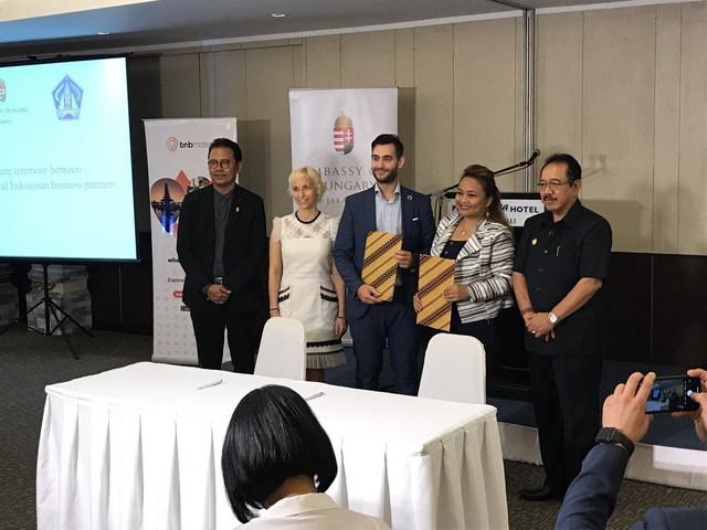 Magyar cégek Balin, meg lehet hódítani Ázsiát is