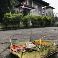 Mikro-etikett, ha Balira érkezel