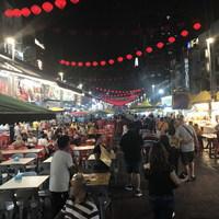 Kuala Lumpur és a kukorica tornyok curry szósszal