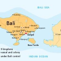 Bali államformája: királyságok