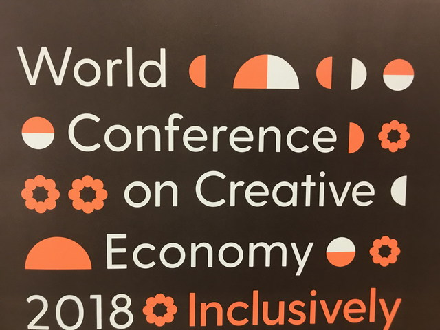 Conference on Creative Economy 2018 - Bali