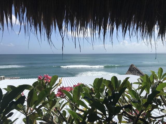 Bingin Beach - szörf paradicsom Uluwatun - Bali