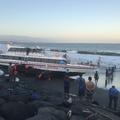 Partra sodort turista hajót mentettünk tegnap