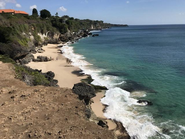 Titkos part, ahová a helyiek járnak...amikor már nem süt a nap - Bali