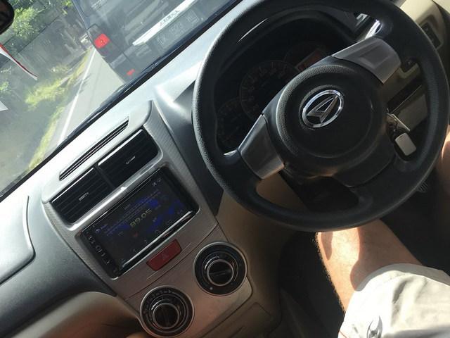 Autóvezetés a káoszban - Bali by car