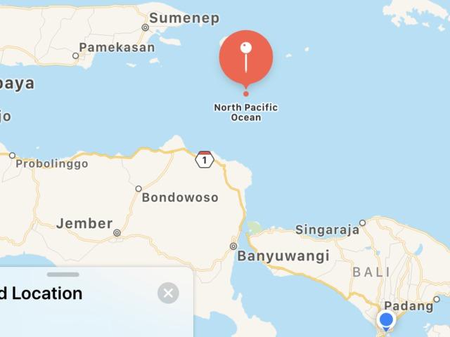 Földrengés Balin....meg a média hazugságai