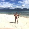 Gili mesés, türkizkék vizei - Bali mellett