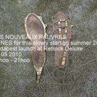 LES NOUVEAUX PAUVRES Collection Launch @ Retrock Deluxe