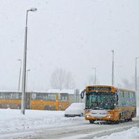 Győri hóhelyzet