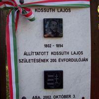 Kossuth Lajosra emlékezve