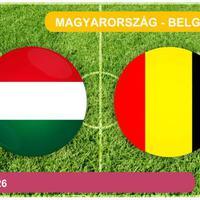 Magyarország - Belgium