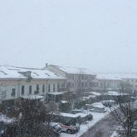 Hétvégi hóesés