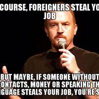 A bevándorlás réme