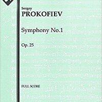 `OFFLINE` Symphony No.1, Op.25: Full Score [A9130]. Branch heure provide Kaffee Course