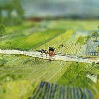 Photoshop - Tilt-Shift Van Gogh festmények