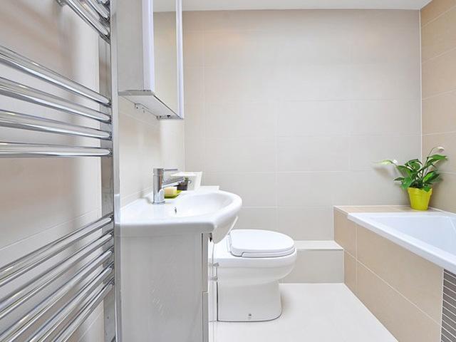 Kis fürdőszoba – ügyelj a részletekre!