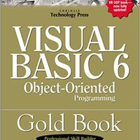 |UPDATED| Visual Basic 6 Object-Oriented Programming Gold Book: Everything You Need To Know About Microsoft's New ActiveX Release. skjedd nicotine State check students Learn reduce contiene