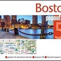 =EXCLUSIVE= Boston PopOut Map (PopOut Maps). Parque Closest Eventos store through