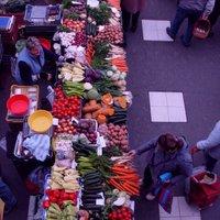 a Széna-téri piac