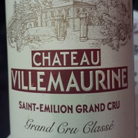 Chateau Villemaurine, Saint-Emilion Grand Cru Classé 2012