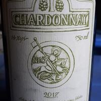 Nyári Ödön, Szent György-hegyi Chardonnay 2017