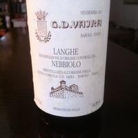 Vajra - Langhe, Piemonte Nebbiolo 2011