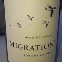 Migration Borászat, Russian River Valley Chardonnay 2013