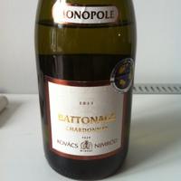 Kovács Nimród Winery, MONOPOLE Chardonnay battonage 2011