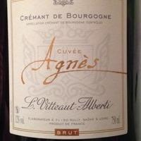 Pezsegjünk! Vitteaut-Alberti: Crémant de Bourgogne cuvée Agnès