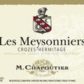 M. Chapoutier, Crozes-Hermitage, Les Meysonniers 2015