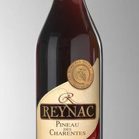 Reynac: Pineau de Charentes rosé
