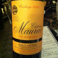 Bordeaux-i vörös a Lidl-ből