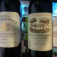Bordeaux-i bordó blendek