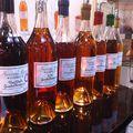 Egy parádés cognac sor: Normandin-Mercier