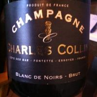Charles Collin, Champagne blanc de noir, brut