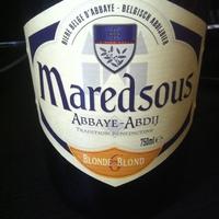 Belga sörélmény: Maredsous, benedek-rendi szerzetesek világos ale söre