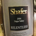 Shafer Pincészet, Relentless 2014 Napa Valley