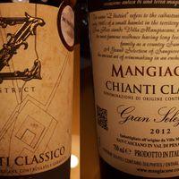 Villa Mangiacane, Chianti Classico DOCG, Gran Selezione, District Z 2012