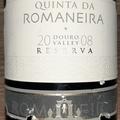 Quinta de Romaneira, Douro Valley Riserve 2008