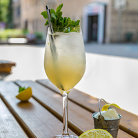 Twisted Lemon Sorbet by Meszesi Aliz