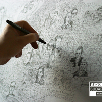 ABSOLUT. X PAINTER OF BUDAPEST