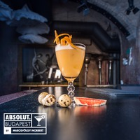Absolut Vodka Sour by Marosvölgyi Norbert
