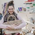 Ázsiától a magyar szőttesig - Interjú Mohácsi Nusival, a Shamo bags alapítójával