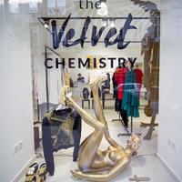 The Velvet Chemistry megnyitó