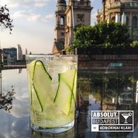 Absolut Budapest Bartender - Bestof 2015